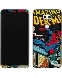 Marvel Comics Spiderman V30 Skin