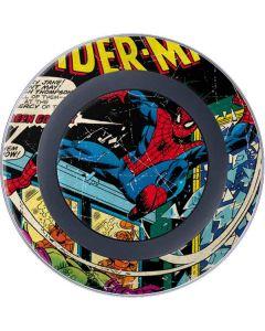 Marvel Comics Spiderman Wireless Charger Skin