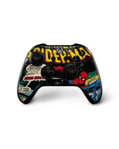 Marvel Comics Spiderman Xbox One X Controller Skin