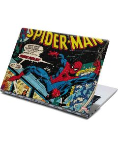 Marvel Comics Spiderman Yoga 910 2-in-1 14in Touch-Screen Skin