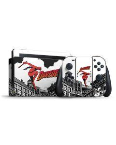 Marvel The Defenders Daredevil Nintendo Switch Bundle Skin