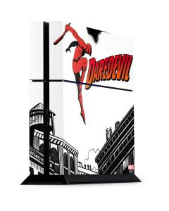 Marvel The Defenders Daredevil PS4 Console Skin