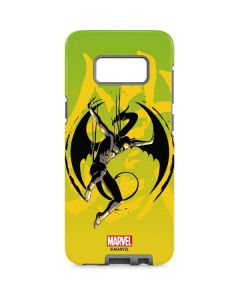 Marvel The Defenders Iron Fist Galaxy S8 Pro Case