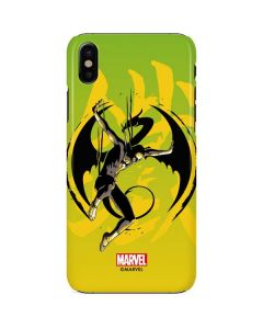 Marvel The Defenders Iron Fist iPhone X Lite Case