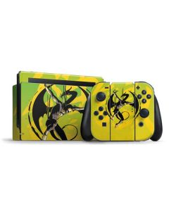 Marvel The Defenders Iron Fist Nintendo Switch Bundle Skin
