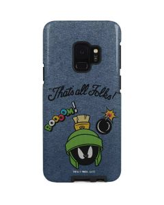 Marvin Thats All Folks Galaxy S9 Pro Case