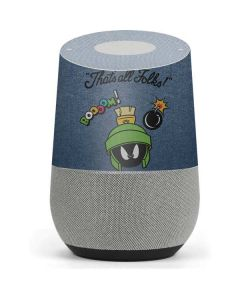 Marvin Thats All Folks Google Home Skin