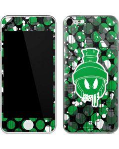 Marvin the Green Martian Apple iPod Skin