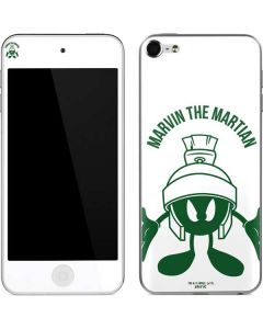Marvin the Martian Big Head Apple iPod Skin