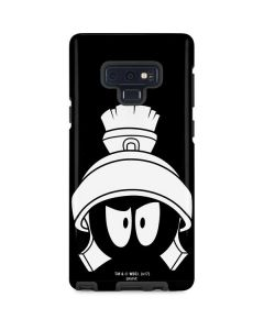 Marvin the Martian Black and White Galaxy Note 9 Pro Case