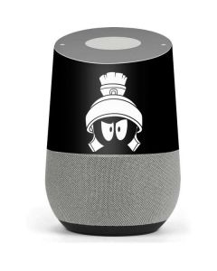 Marvin the Martian Black and White Google Home Skin