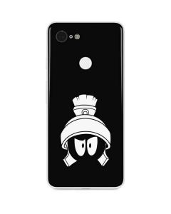 Marvin the Martian Black and White Google Pixel 3 Skin