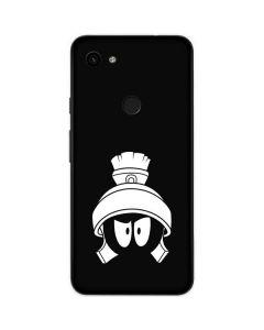 Marvin the Martian Black and White Google Pixel 3a Skin