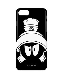 Marvin the Martian Black and White iPhone 8 Lite Case
