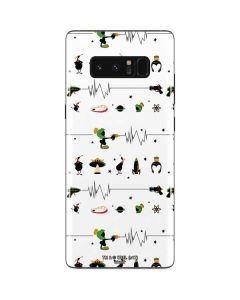 Marvin the Martian Gadgets Galaxy Note 8 Skin
