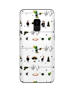 Marvin the Martian Gadgets Galaxy S9 Skin