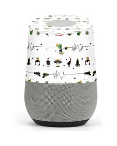 Marvin the Martian Gadgets Google Home Skin