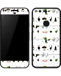 Marvin the Martian Gadgets Google Pixel Skin