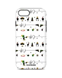 Marvin the Martian Gadgets iPhone 8 Pro Case