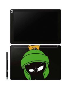 Marvin the Martian Galaxy Book 10.6in Skin