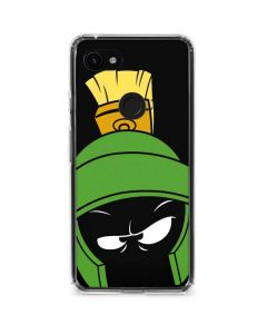 Marvin the Martian Google Pixel 3a Clear Case