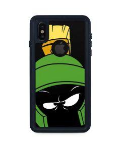 Marvin the Martian iPhone X Waterproof Case