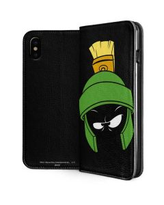 Marvin the Martian iPhone XS Max Folio Case