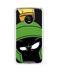 Marvin the Martian Moto G5 Plus Clear Case