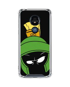 Marvin the Martian Moto G7 Power Clear Case