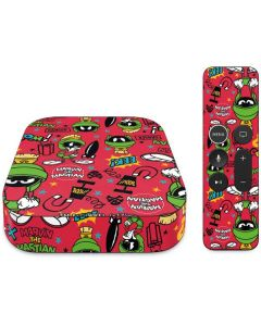 Marvin the Martian Patches Apple TV Skin