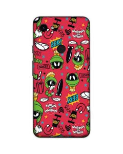 Marvin the Martian Patches Google Pixel 3a Skin