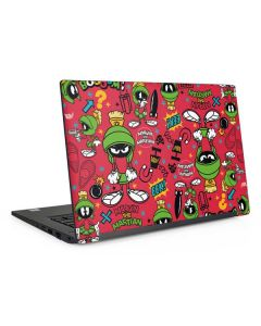 Marvin the Martian Patches Dell Latitude Skin