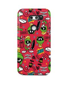 Marvin the Martian Patches V30 Pro Case