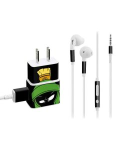 Marvin the Martian Phone Charger Skin