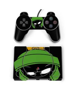 Marvin the Martian PlayStation Classic Bundle Skin