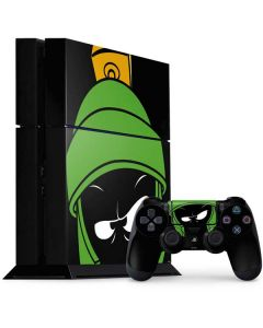 Marvin the Martian PS4 Console and Controller Bundle Skin