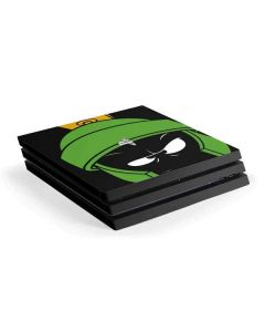 Marvin the Martian PS4 Pro Console Skin