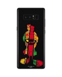 Marvin the Martian Sliced Galaxy Note 8 Skin