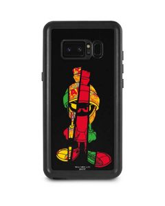Marvin the Martian Sliced Galaxy Note 8 Waterproof Case