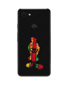 Marvin the Martian Sliced Google Pixel 3 XL Skin