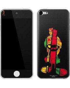 Marvin the Martian Sliced Apple iPod Skin