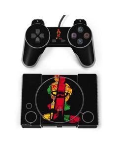 Marvin the Martian Sliced PlayStation Classic Bundle Skin