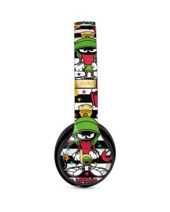 Marvin the Martian Striped Patches Studio Wireless 3 Skin