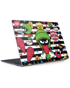 Marvin the Martian Striped Patches Surface Laptop 2 Skin