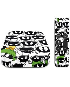 Marvin the Martian Super Sized Apple TV Skin