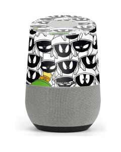 Marvin the Martian Super Sized Google Home Skin