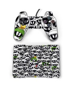 Marvin the Martian Super Sized PlayStation Classic Bundle Skin