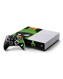 Marvin the Martian Xbox One S Console and Controller Bundle Skin
