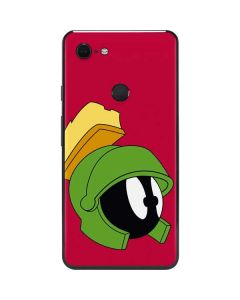 Marvin The Martian Zoomed In Google Pixel 3 XL Skin