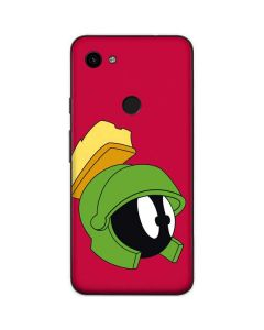 Marvin The Martian Zoomed In Google Pixel 3a Skin